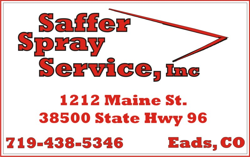 Saffer Spray Service inc