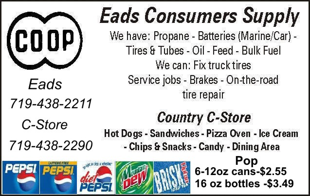 Eads Consumers Supply