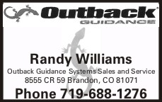 Outback Guidance Systems Sales and Service